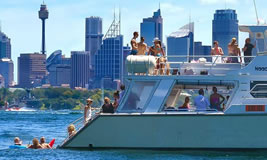 Easter with Sydney Harbour Escapes