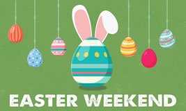 Easter Long Weekend at the Wharf
